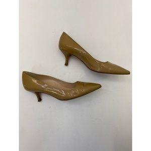 LK Bennett Women's Heels Shoes Brown Size 41.5